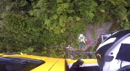 Warner Rescue