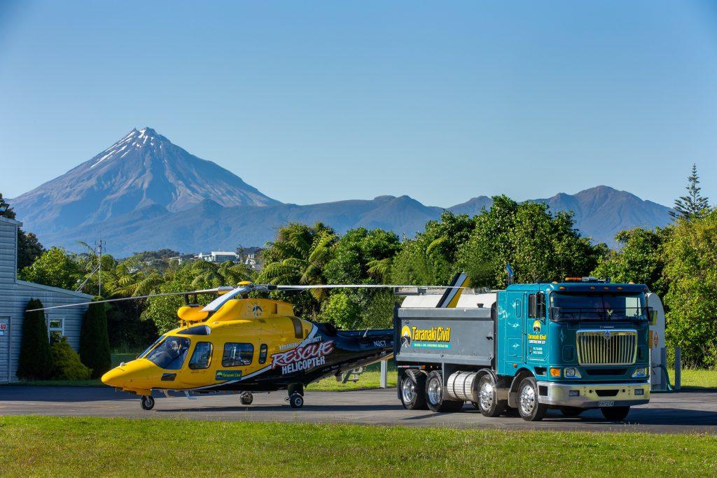 Taranaki Civil Alpine Rescue Team